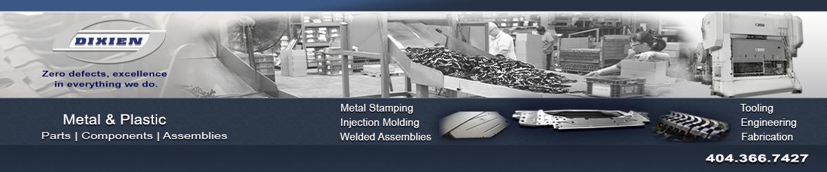 Dixien, LLC Parts, Components & Sub-Assemblies